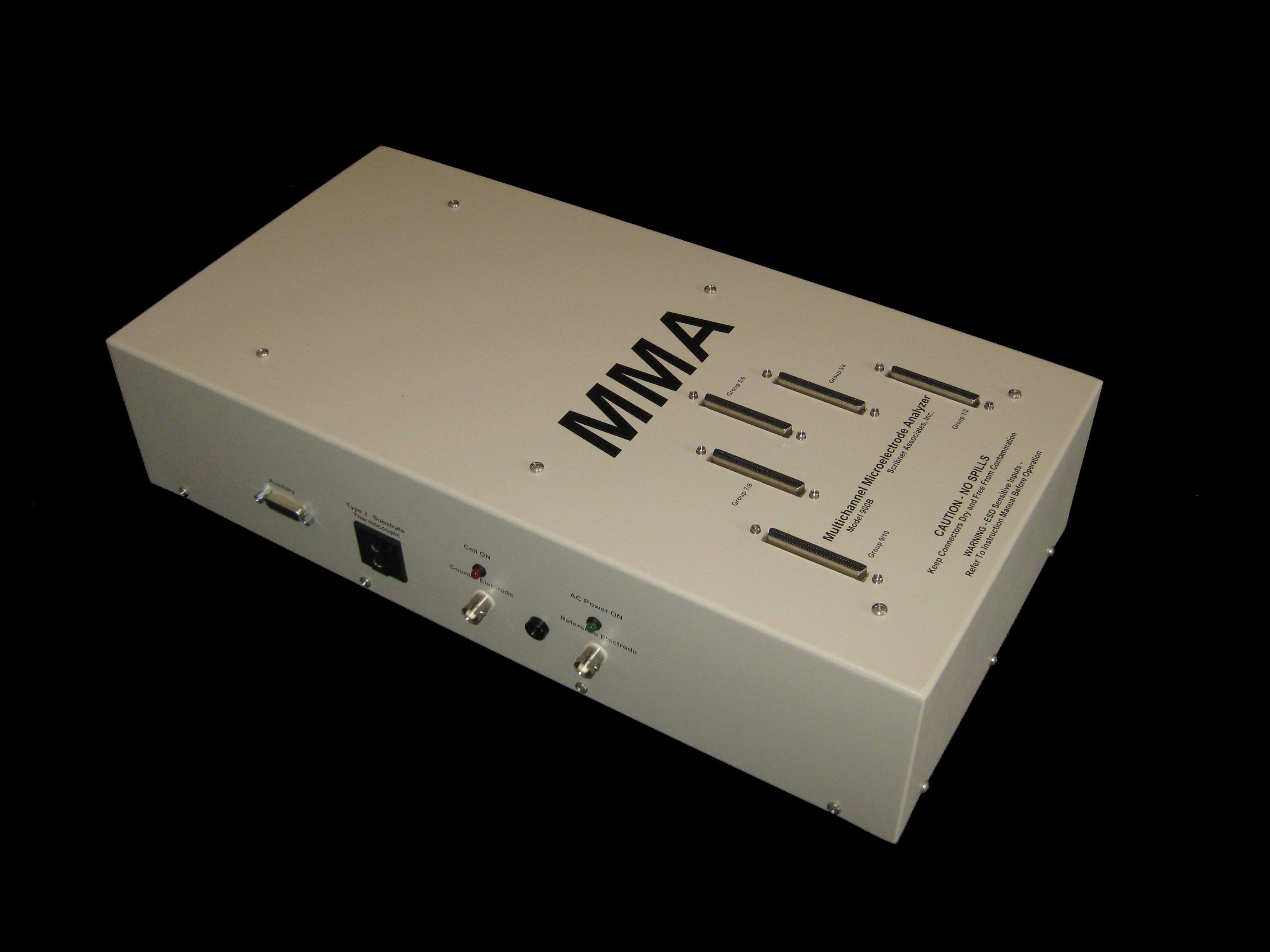 MultiChannel Microelectrode Analyzer