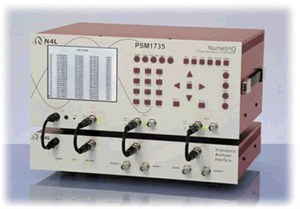 PSM1735 Frequency Reponse/Impedance Analyser