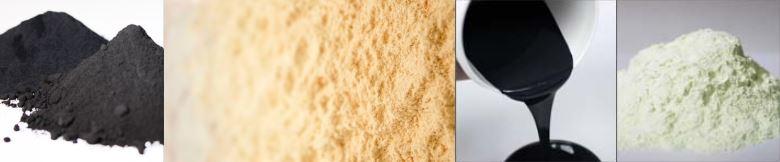 powders and pasters | Alvatek Ltd